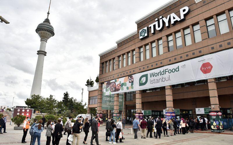 World food Istambul entrada